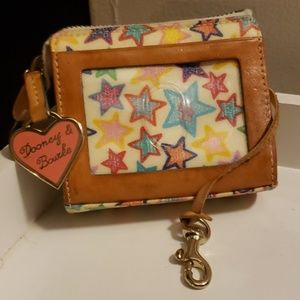 Dooney and Bourke ID pouch